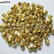 100Pcs-22K-Gold-Vacuum-Plated-Solid-Metal-Round-Spacer-Beads-3mm-4mm-5mm-6mm-261131683200-b9bd