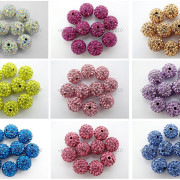 100Pcs-Premium-Czech-Crystal-Rhinestones-Pave-Clay-Round-Disco-Ball-Spacer-Beads-282047949492-4