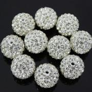 100Pcs-Premium-Czech-Crystal-Rhinestones-Pave-Clay-Round-Disco-Ball-Spacer-Beads-282047949492-9c78