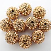 100Pcs-Premium-Czech-Crystal-Rhinestones-Pave-Clay-Round-Disco-Ball-Spacer-Beads-282047949492-e270