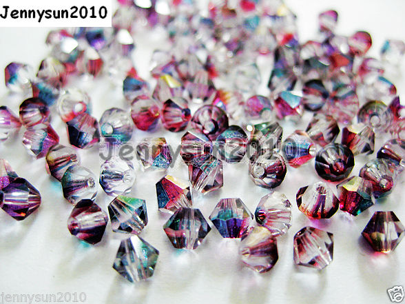 100Pcs-Top-Quality-Czech-Crystal-Bicone-Beads-Exclusive-3mm-4mm-Pomegranate-261142515670