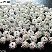 100pcs-Czech-Crystal-Rhinestones-Pave-Diamante-Round-Spacer-Beads-6mm-8mm-10mm-251087497248-4173