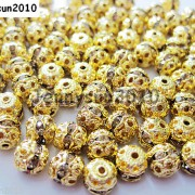 100pcs-Czech-Crystal-Rhinestones-Pave-Diamante-Round-Spacer-Beads-6mm-8mm-10mm-251087497248-5c78