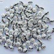 100pcs-Czech-Crystal-Rhinestones-Pave-Diamante-Round-Spacer-Beads-6mm-8mm-10mm-251087497248-e719