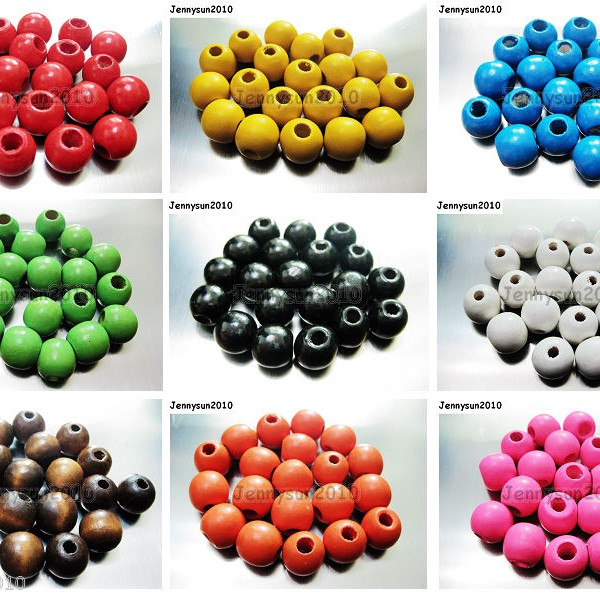 100pcs-Round-Wood-Ball-Spacer-Loose-Beads-4mm-6mm-8mm-10mm-12mm-14mm-16mm-Pick-251086878984