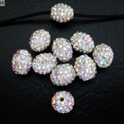 10Pcs-Crystal-Glass-Rhinestones-Pave-Egg-Shaped-Bracelet-Connector-Charm-Beads-370916388257-fe1e