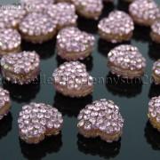 10Pcs-Crystal-Glass-Rhinestones-Pave-Flat-Heart-Bracelet-Connector-Charm-Beads-370920716184-7e64