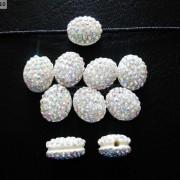10Pcs-Crystal-Glass-Rhinestones-Pave-Oval-Bracelet-Connector-Charm-Beads-12x14mm-261302136914-43ba