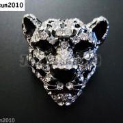 10Pcs-Crystal-Rhinestone-Big-Leopard-Head-Bracelet-Connector-Charm-Beads-371364227966-52f4