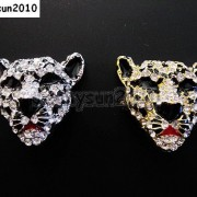10Pcs-Crystal-Rhinestone-Big-Leopard-Head-Bracelet-Connector-Charm-Beads-371364227966-7555
