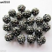 10Pcs-Czech-Crystal-Rhinestones-Pave-Clay-Half-Drilled-Disco-Round-Ball-Beads-371017953193-4390