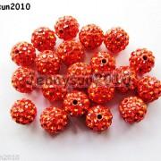 10Pcs-Czech-Crystal-Rhinestones-Pave-Clay-Half-Drilled-Disco-Round-Ball-Beads-371017953193-8748