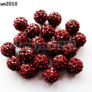 10Pcs-Quality-Czech-Crystal-Rhinestones-Pave-Clay-Round-Disco-Ball-Spacer-Beads-281214667880-2714