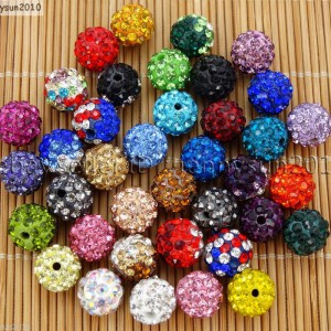 10Pcs-Quality-Czech-Crystal-Rhinestones-Pave-Clay-Round-Disco-Ball-Spacer-Beads-281214667880