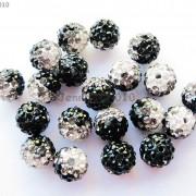10Pcs-Quality-Czech-Crystal-Rhinestones-Pave-Clay-Round-Disco-Ball-Spacer-Beads-281214667880-67da