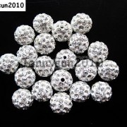 10Pcs-Quality-Czech-Crystal-Rhinestones-Pave-Clay-Round-Disco-Ball-Spacer-Beads-281214667880-7351