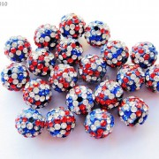 10Pcs-Quality-Czech-Crystal-Rhinestones-Pave-Clay-Round-Disco-Ball-Spacer-Beads-281214667880-7fe5