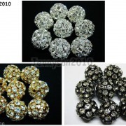 10pcs-Crystal-Rhinestones-Pave-Round-Ball-Spacer-Beads-Pick-your-Color-and-Sizes-260918250172-3