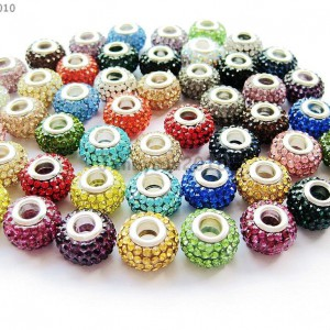 10pcs-Top-Quality-Czech-Crystal-Rhinestones-Beads-Fit-European-Bracelet-Charm-370842965671