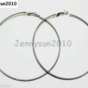 18K-Metal-10-Pairs-Large-Round-Hoops-Earring-Finding-Silver-Gunmetal-Gold-Plated-251016755252-932e