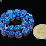 20P-Druzy-Quartz-Agate-Side-Drilled-Oval-Flat-Back-Connector-Cabochon-Beads-8039039-281176515392-0caa