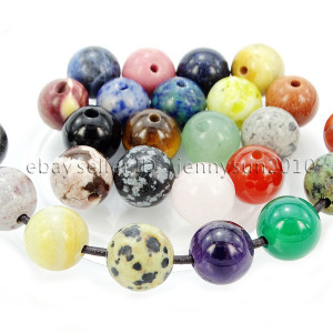 20Pcs-Natural-Gemstones-Stone-2mm-Big-Hole-Round-Loose-Beads-6mm-8mm-10mm-12mm-282205540979