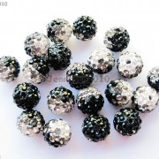 20Pcs-Quality-Czech-Crystal-Rhinestones-Pave-Clay-Round-Disco-Ball-Spacer-Beads-281053012535-08f7
