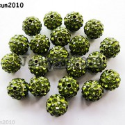 20Pcs-Quality-Czech-Crystal-Rhinestones-Pave-Clay-Round-Disco-Ball-Spacer-Beads-281053012535-42fa