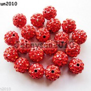 20Pcs-Quality-Czech-Crystal-Rhinestones-Pave-Clay-Round-Disco-Ball-Spacer-Beads-281053012535-c0eb