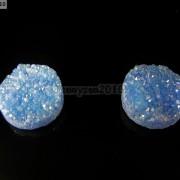 2Pcs-Druzy-Quartz-Agate-Flat-Back-Connector-Round-Cabochon-Beads-10mm-12mm-14mm-281050879629-5e4d