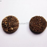 2Pcs-Druzy-Quartz-Agate-Flat-Back-Connector-Round-Cabochon-Beads-10mm-12mm-14mm-281050879629-795f