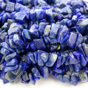 5mm-x-8mm-Natural-Lapis-Lazuli-Gemstone-Chip-Nugget-Loose-Beads-35-Strand-370816439198-5
