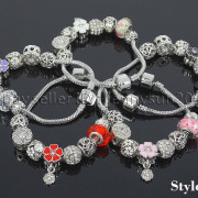 Big-Hole-Crystal-Charm-Beads-Fit-European-Charms-Bracelet-Jewerly-Chain-Silver-282113699406-10