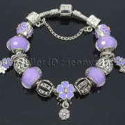 Big-Hole-Crystal-Charm-Beads-Fit-European-Charms-Bracelet-Jewerly-Chain-Silver-282113699406-23e6