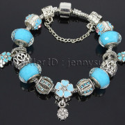Big-Hole-Crystal-Charm-Beads-Fit-European-Charms-Bracelet-Jewerly-Chain-Silver-282113699406-832b