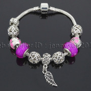 Big-Hole-Crystal-Charm-Beads-Fit-European-Charms-Bracelet-Jewerly-Chain-Silver-282113699406-8970