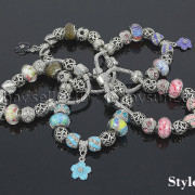 Big-Hole-Crystal-Charm-Beads-Fit-European-Charms-Bracelet-Jewerly-Chain-Silver-282113699406-9