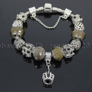 Big-Hole-Crystal-Charm-Beads-Fit-European-Charms-Bracelet-Jewerly-Chain-Silver-282113699406-d5d4
