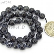 Black-Fire-Crackle-Agate-Gemstones-Faceted-Round-Beads-145quot-6mm-8mm-10mm-12mm-262198147802-0f26