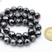 Black-Hematite-Gemstone-Faceted-Round-Beads-155039039-2mm-3mm-4mm-6mm-8mm-10mm-12mm-261614836509-52fd