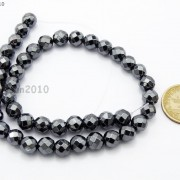 Black-Hematite-Gemstone-Faceted-Round-Beads-155039039-2mm-3mm-4mm-6mm-8mm-10mm-12mm-261614836509-dcc4