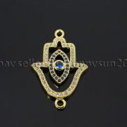 Clear-Zircon-Gemstones-Pave-Lucky-Eye-Hamsa-Hand-Bracelet-Connector-Charm-Beads-371825851684-4306
