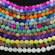 Colorful-Matte-Fire-Crackle-Agate-Gemstones-Round-Beads-15-4mm-6mm-8mm-10mm-371648721329-4