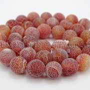 Colorful-Matte-Fire-Crackle-Agate-Gemstones-Round-Beads-15quot-4mm-6mm-8mm-10mm-371648721329-3e05