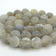 Colorful-Matte-Fire-Crackle-Agate-Gemstones-Round-Beads-15quot-4mm-6mm-8mm-10mm-371648721329-5faf