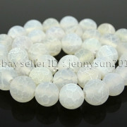 Colorful-Matte-Fire-Crackle-Agate-Gemstones-Round-Beads-15quot-4mm-6mm-8mm-10mm-371648721329-b0e3