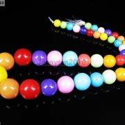 Colorful-Top-Quality-Czech-Opaque-Coated-Glass-Pearl-Graduated-Round-Beads-17-281183941504-2