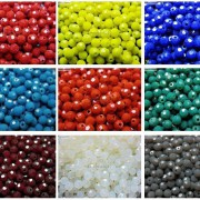 Czech-Crystal-4mm-Faceted-Round-Loose-Beads-For-Bracelet-Necklace-Jewelry-Making-370925366312-5