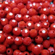 Czech-Crystal-4mm-Faceted-Round-Loose-Beads-For-Bracelet-Necklace-Jewelry-Making-370925366312-795b