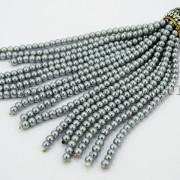 Czech-Glass-Pearl-Round-Beads-Tassel-Trim-Applique-Jewelry-Design-Pendant-10cm-262456459225-3